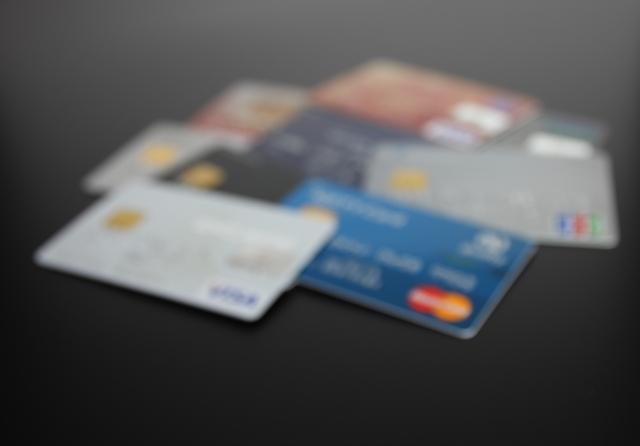 クレジットカードで借金