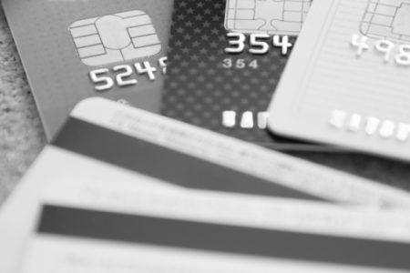 クレジットカードの更新